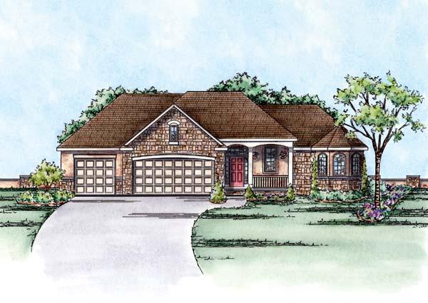 House Plan 66564