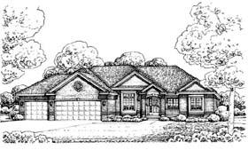 House Plan 66571