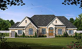 House Plan 66605