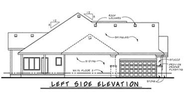 European House Plan 66605