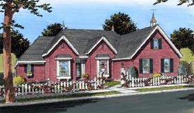 House Plan 66635