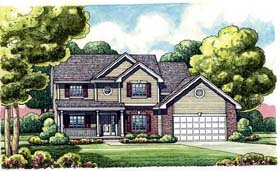 House Plan 66638