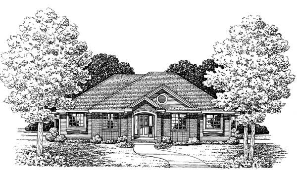 House Plan 66639