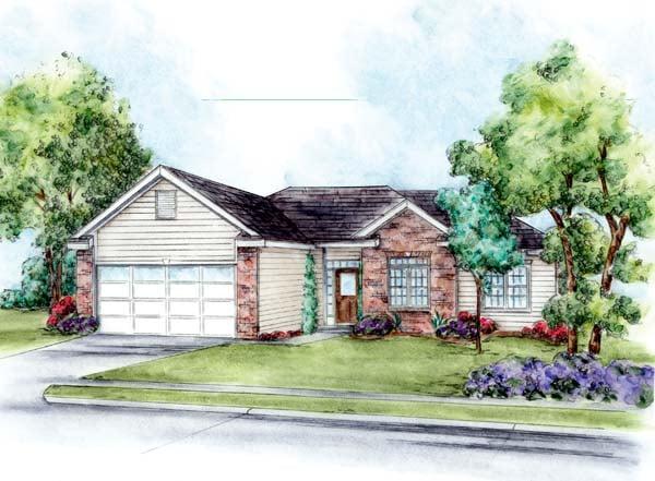 House Plan 66650