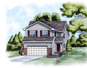 House Plan 66671
