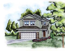 House Plan 66672