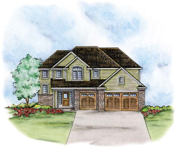House Plan 66678