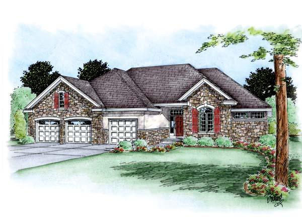 House Plan 66695