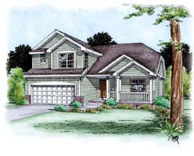 House Plan 66699