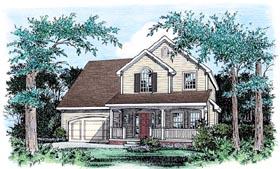 House Plan 66716