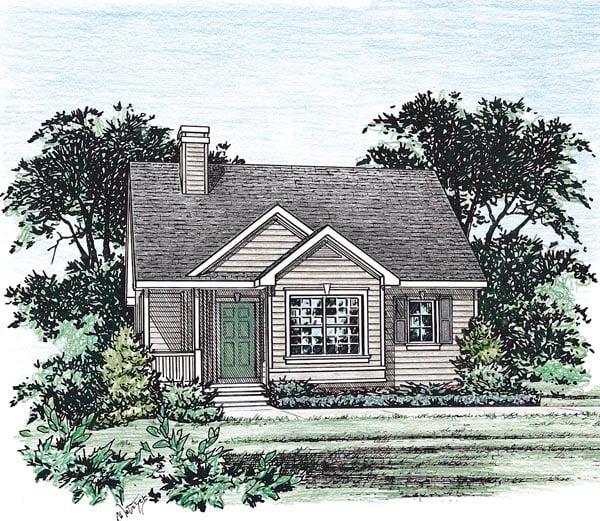 House Plan 66722