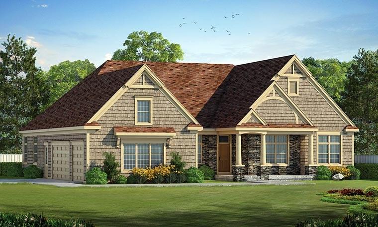 House Plan 66751