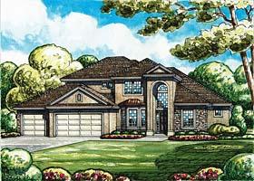 House Plan 66771