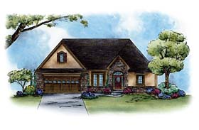 House Plan 66774