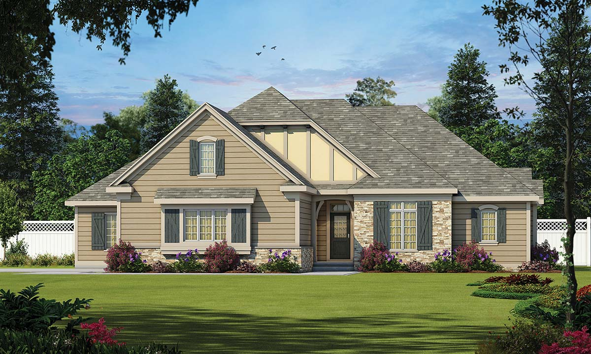 House Plan 66797