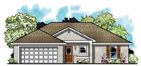 House Plan 66805