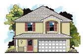 Plan Number 66809 - 1469 Square Feet