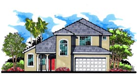 House Plan 66823