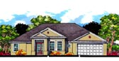 Plan Number 66831 - 1831 Square Feet