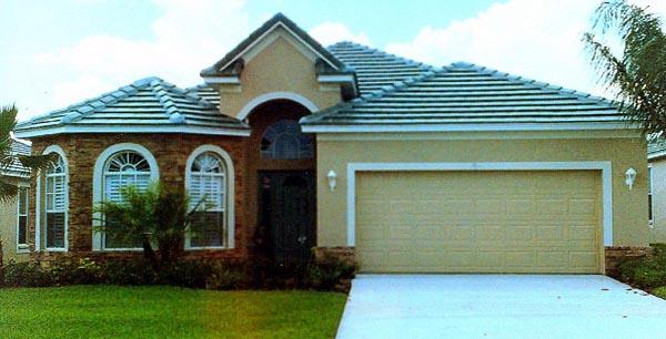 Florida Traditional House Plan 66837 Elevation