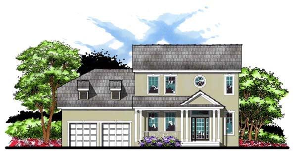 House Plan 66864