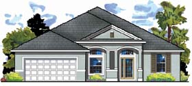 Traditional House Plan 66871 Elevation