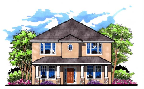 House Plan 66878