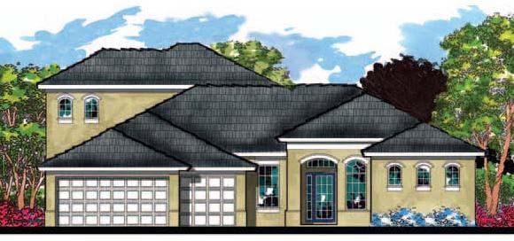 House Plan 66891