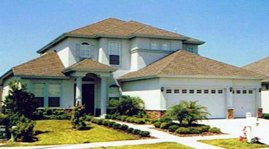 Florida , Traditional House Plan 66898 with 5 Beds, 4 Baths, 3 Car Garage Elevation