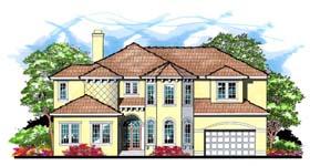 House Plan 66911