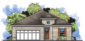 House Plan 66917