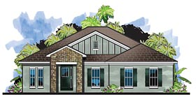 House Plan 66924