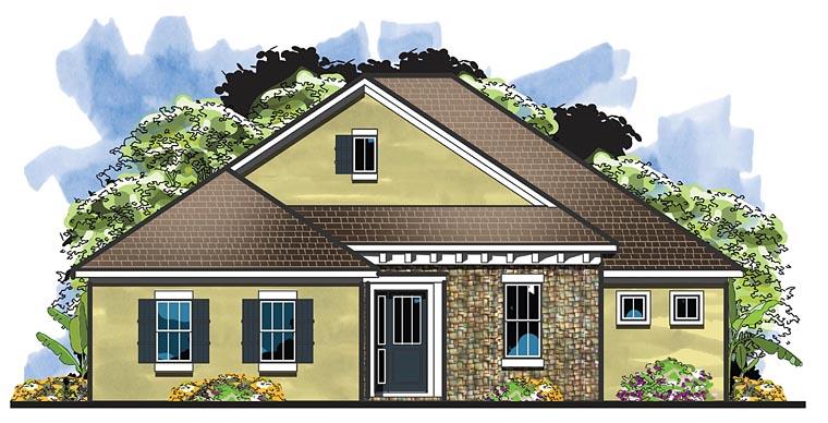 House Plan 66930