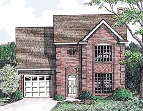 House Plan 67007