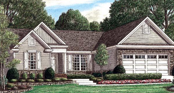 House Plan 67010