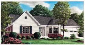 House Plan 67014