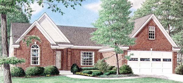 House Plan 67016