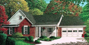 House Plan 67017