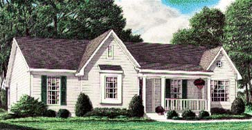 House Plan 67018