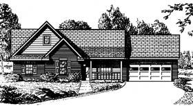 House Plan 67019