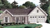 Plan Number 67021 - 1680 Square Feet