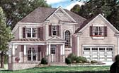 Plan Number 67024 - 2293 Square Feet