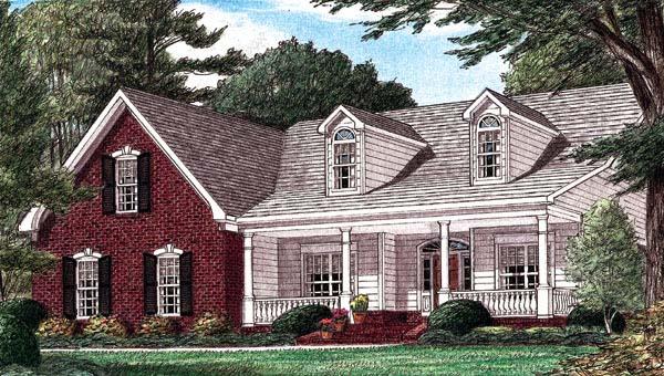 House Plan 67028