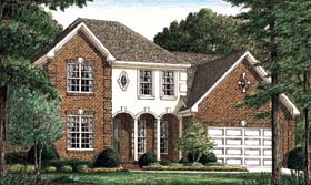 House Plan 67029
