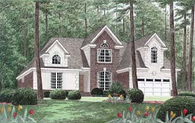 House Plan 67038