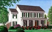 Plan Number 67070 - 2052 Square Feet