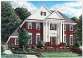 Plan Number 67082 - 2371 Square Feet