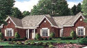 Plan Number 67084 - 2498 Square Feet
