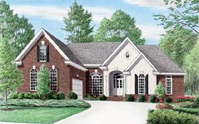 House Plan 67085