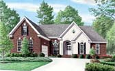 Plan Number 67085 - 2447 Square Feet
